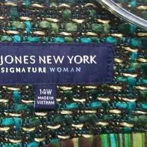 Brand new JONES of NEW YORK Signature Jacket